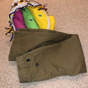 bc35749c1d Polo Ralph Lauren Boys Khaki Pants 6